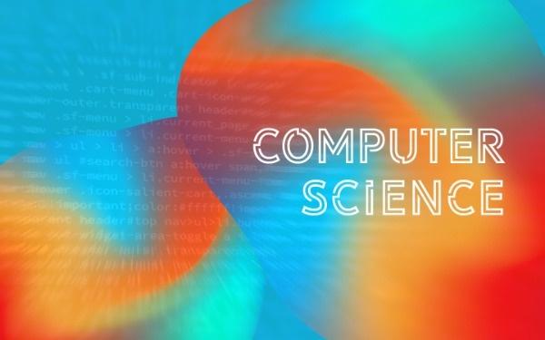 科技風計算機技術視頻封面