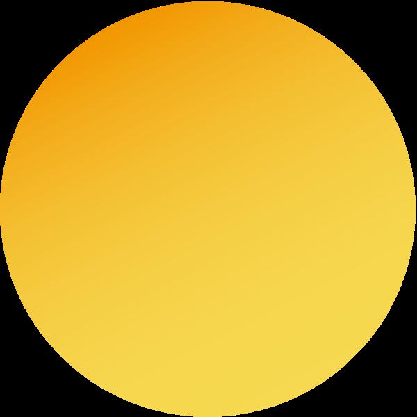 圆形圆渐变圆环框贴纸素材