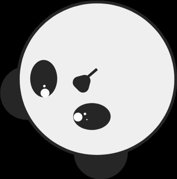 熊猫大熊猫头像熊猫眼国宝