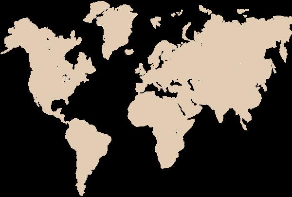 地图地球线路旅行旅游贴纸素材