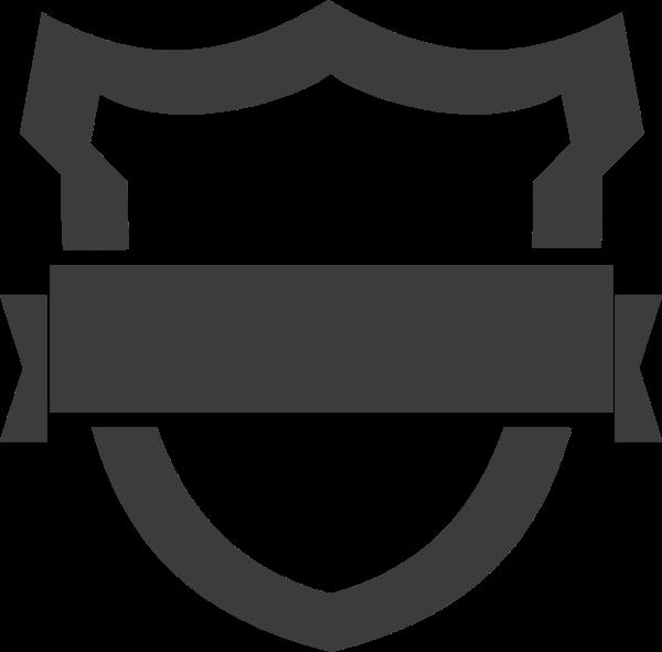 标志盾牌徽章图形简约simple贴纸素材
