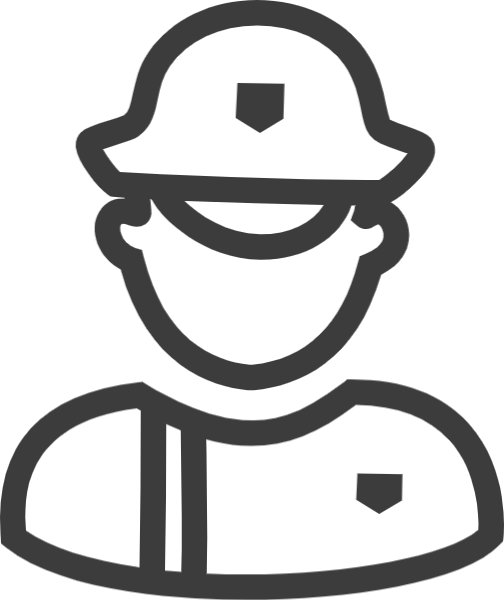 人物人身份职业口罩贴纸素材