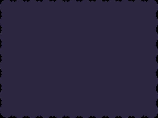 底板线框黑色装饰几何贴纸素材