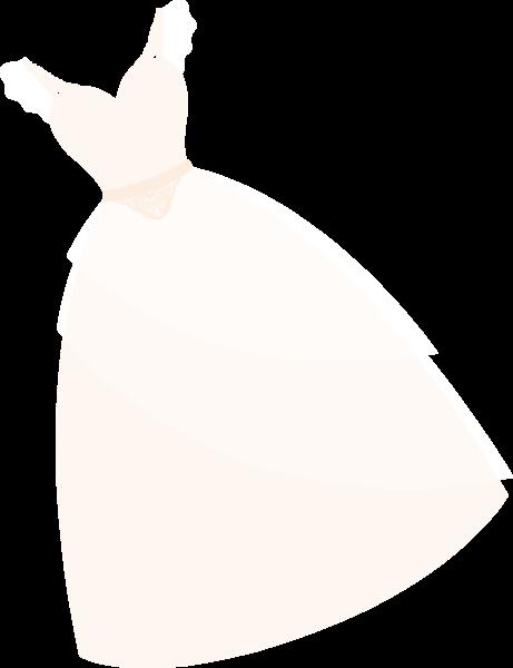 婚纱背景矢量图素材