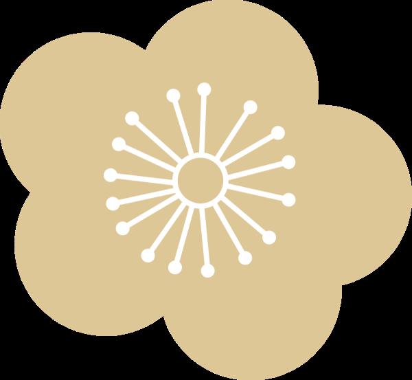 太阳花花花卉花朵植物贴纸素材