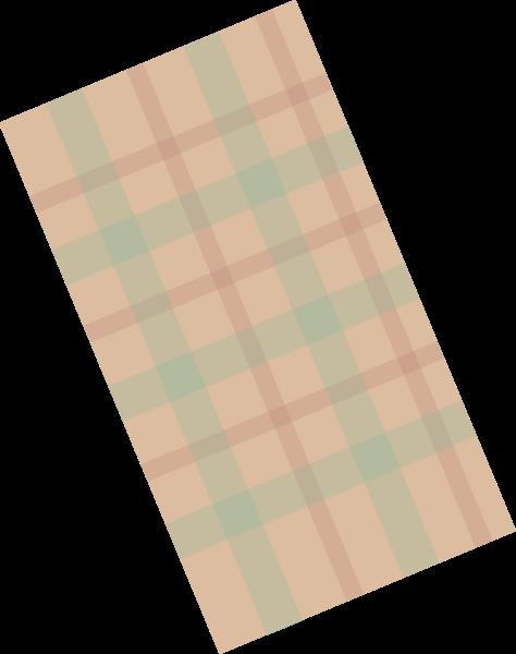 桌布抹布装饰格子背景贴纸素材