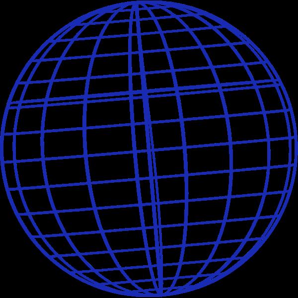 地球经纬度地图旅游路线