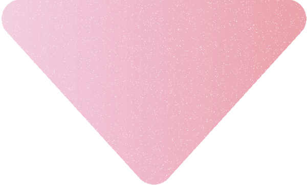 三角形倒三角渐变色块三角渐变贴纸素材