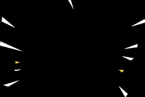 爆炸炸开辅助元素异形异形辅助元素贴纸素材