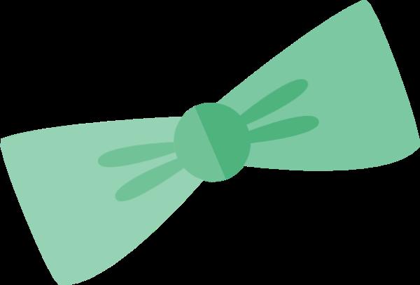 腰带蝴蝶结简笔画装饰标识贴纸素材
