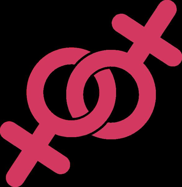 友情符号标志象征粉色贴纸素材