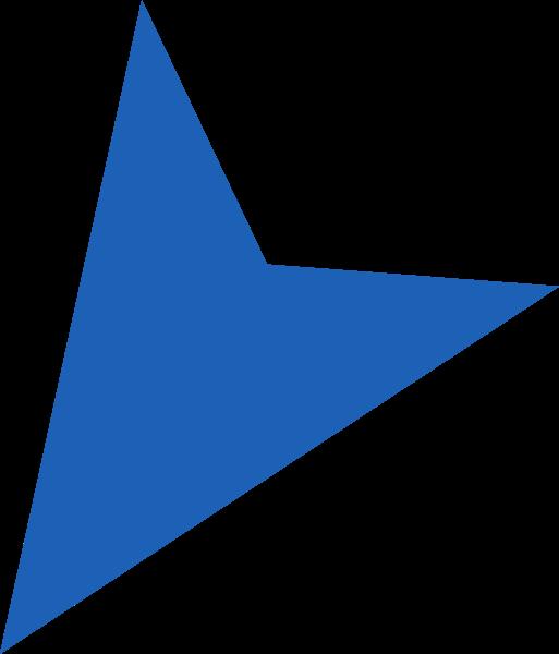 箭头装饰小元素几何体三角形长方形贴纸素材