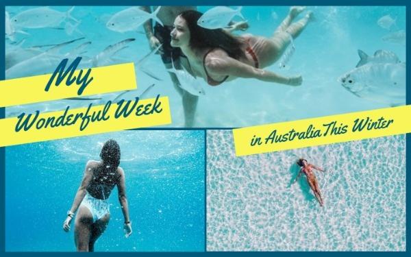 海岛游泳旅游度假视频封面