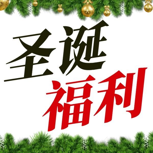 圣诞节元旦节双蛋献礼