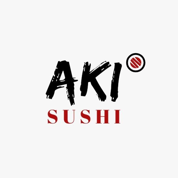 日本料理Logo模板