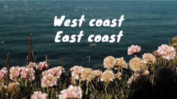 蓝色浪漫海滩封面