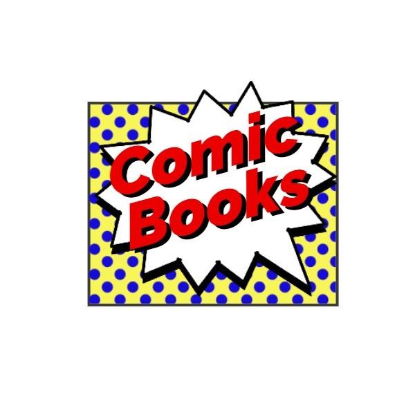 漫画书连环画书店