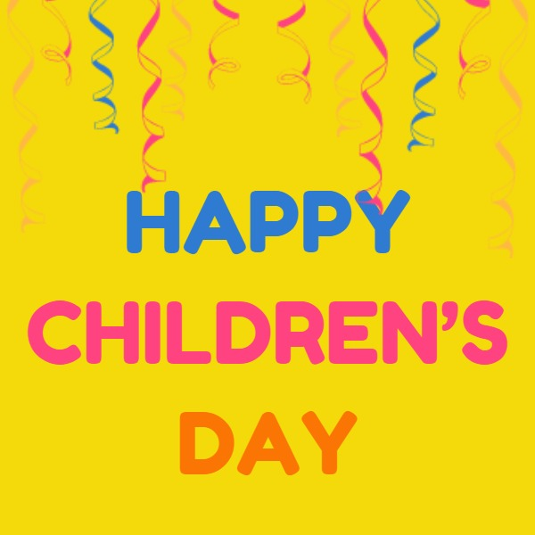 儿童节欢乐