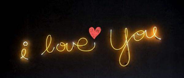 情人節表白我愛你
