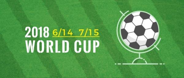 2018俄罗斯世界杯足球比赛