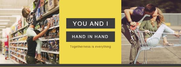 你和我手牵手心连心