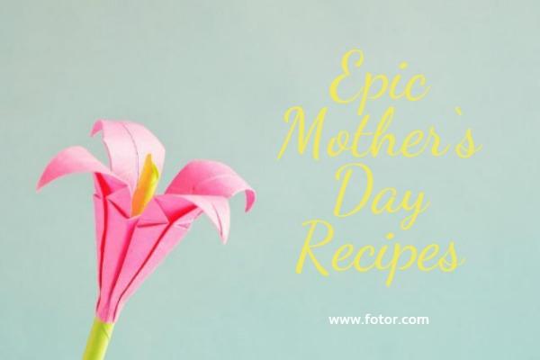 节日鲜花母情节
