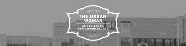 灰色简约都市女人封面