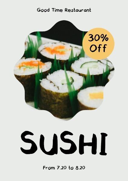 Sushi Discount