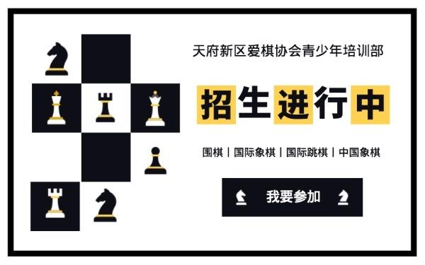 国际象棋培训
