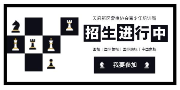 青少年象棋培训