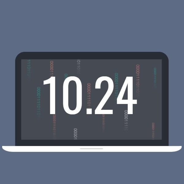 10月24日程序员节