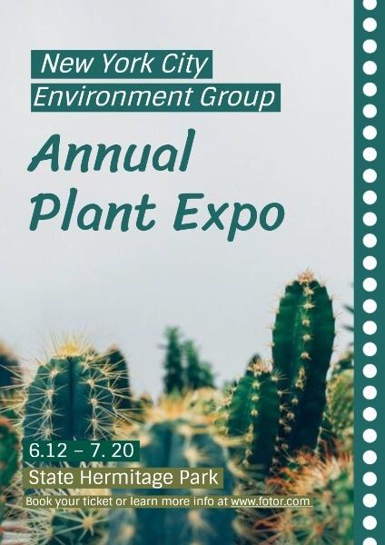 Cactus Plant Expo
