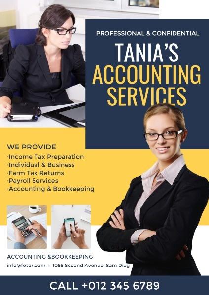 企业专业会计服务管理