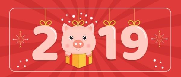新年狂欢血拼猪年礼盒