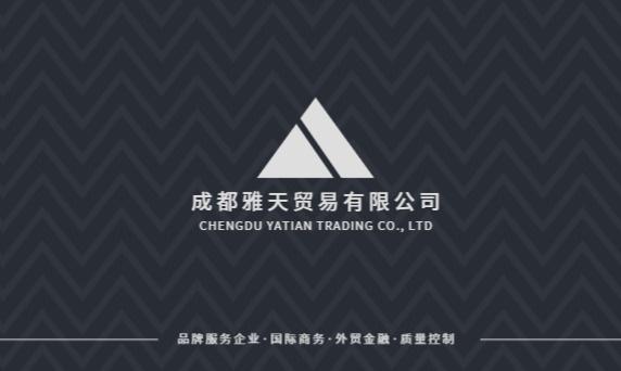 商务贸易金融公司