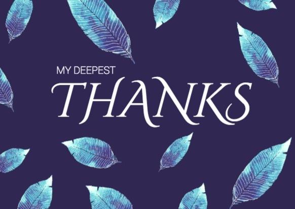 感恩thanks
