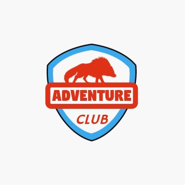動物徽章盾牌俱樂部