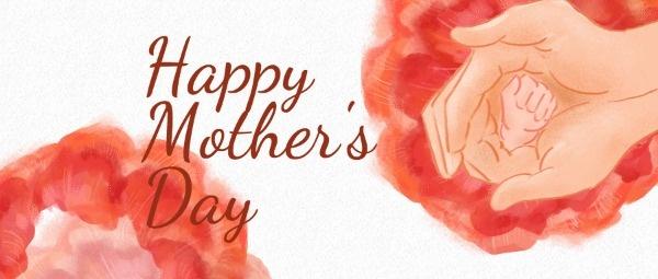 媽媽的愛母親節快樂