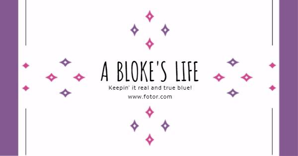 A?BLOKE'S?LIFE