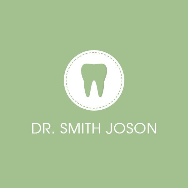 牙医牙科简约医疗