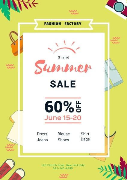Grand Summer Sale