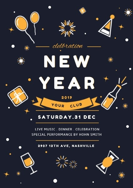 NewYearParty