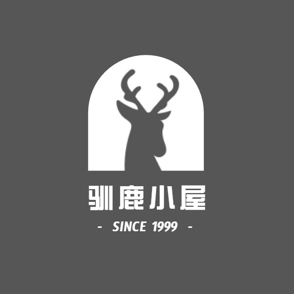 驯鹿麋鹿动物卡通童装