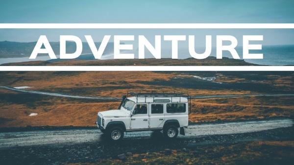 旅行冒险自驾游