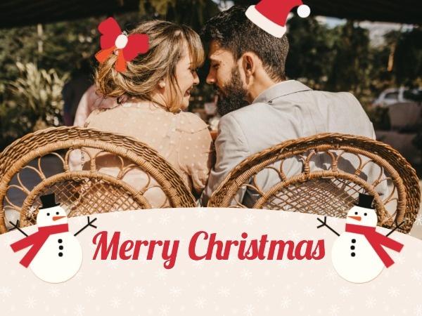 圣诞节平安夜祝福情侣浪漫祝福祝愿