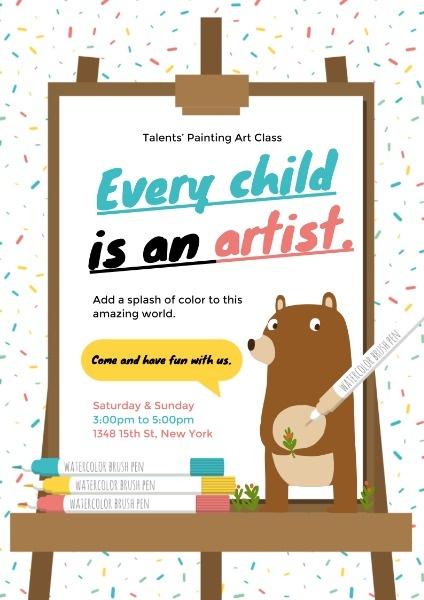 Painting Art Class