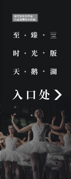 芭蕾舞台剧表演