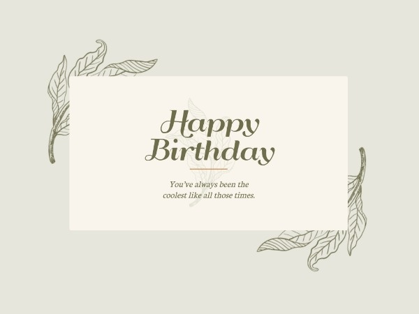 Birthday Card Maker Create Custom Photo Cards Online Fotor