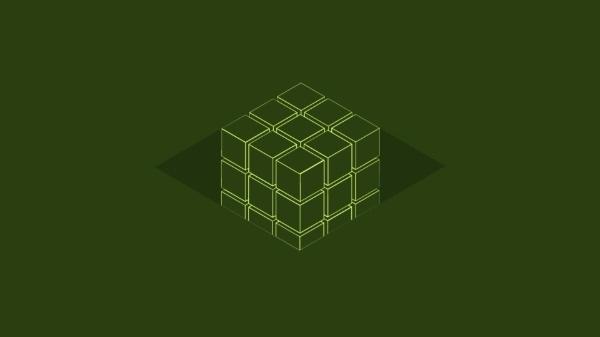 方块魔方3D