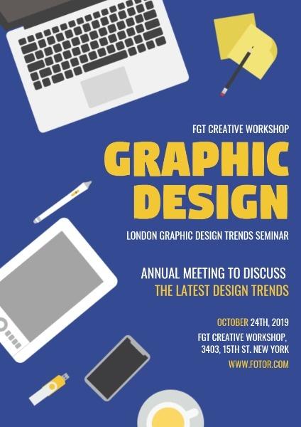 平面设计课程教育培训素材